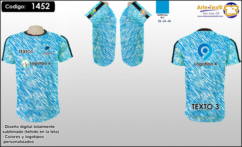 190. Camisetas totalmente sublimadas en Costa Rica  872cf7af50beb