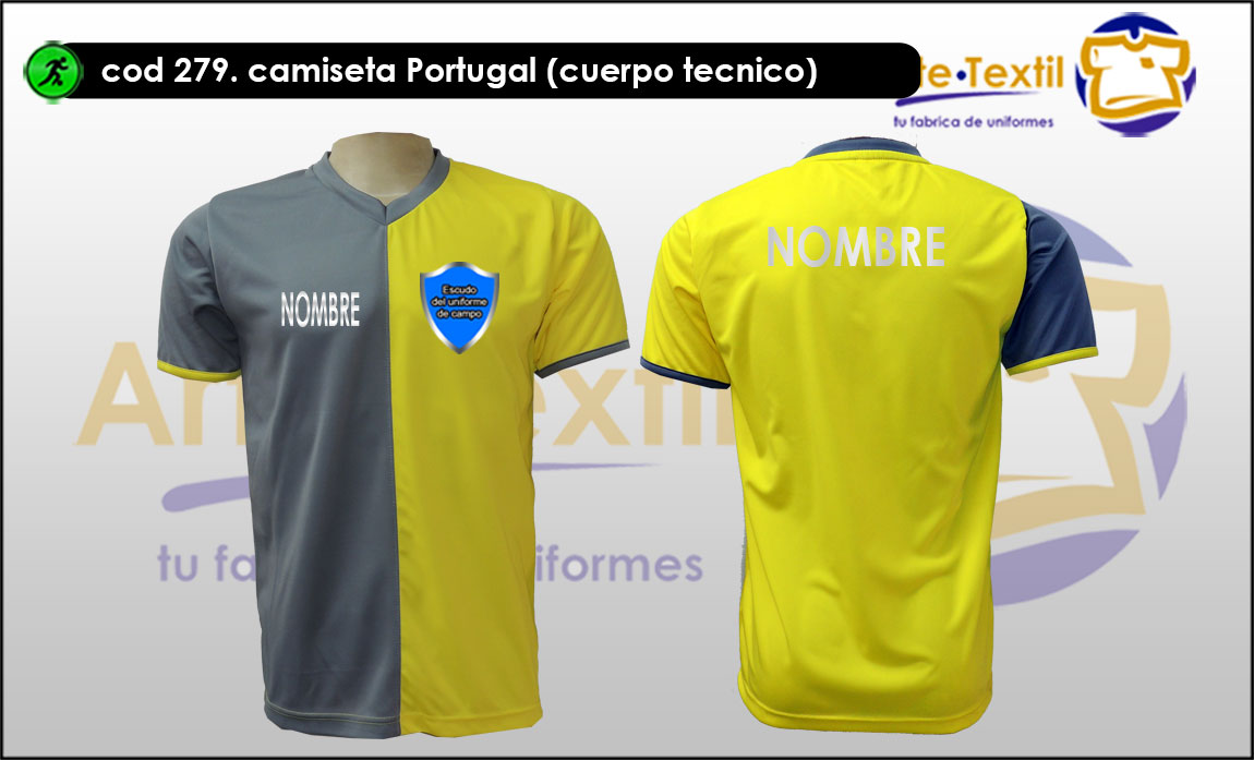 e5ae43f704e 5. Camisetas para cuerpo tecnico de futbol (exportar) en Costa Rica ...