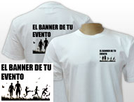 Camisetas publicitarias personalizadas