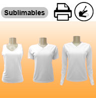 Camisetas para sublimar dry fit COOL PLUS FEMENINO | fabricacion por pedidos