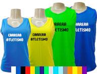 Camisetas de Atletismo