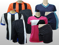 Uniformes para voleibol y Balonmano